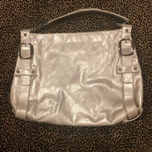 Kooba Metallic Leather Purse